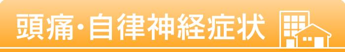 埼玉県さいたま市南区彩の街整骨院の頭痛・自律神経症状